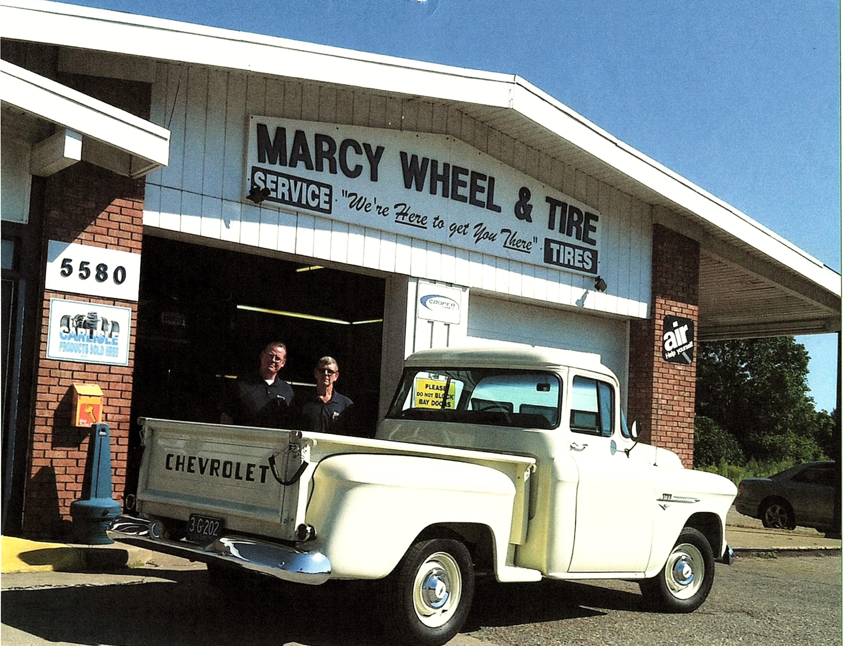 Marcy Wheel & Tire