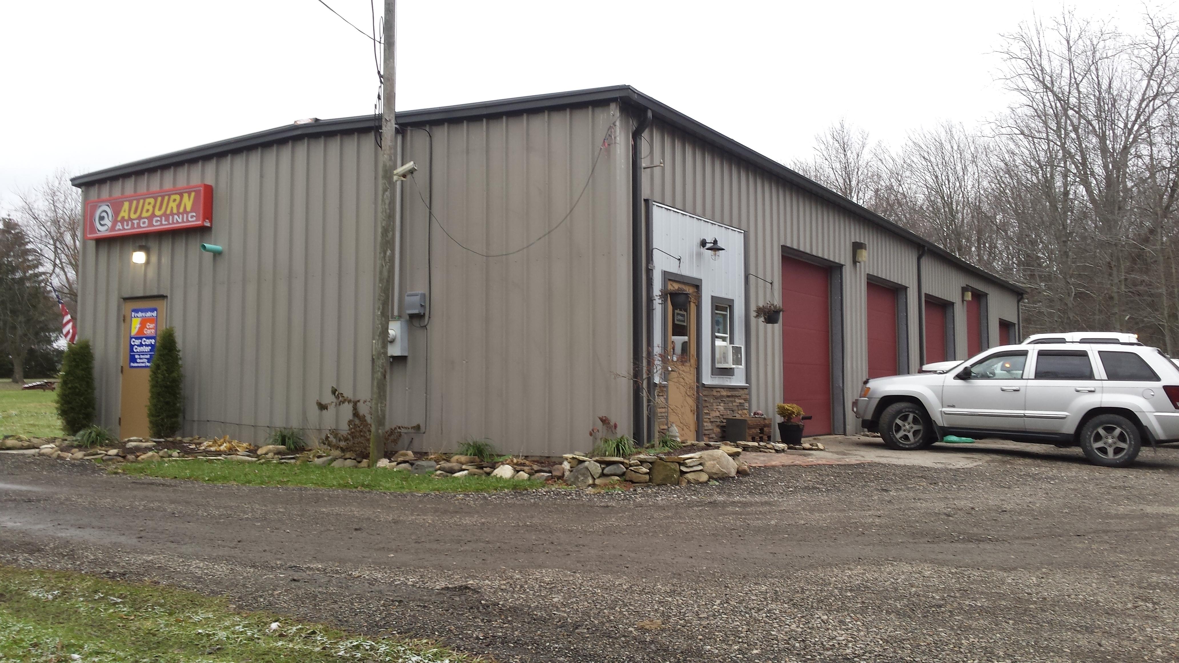 Auburn Auto Clinic