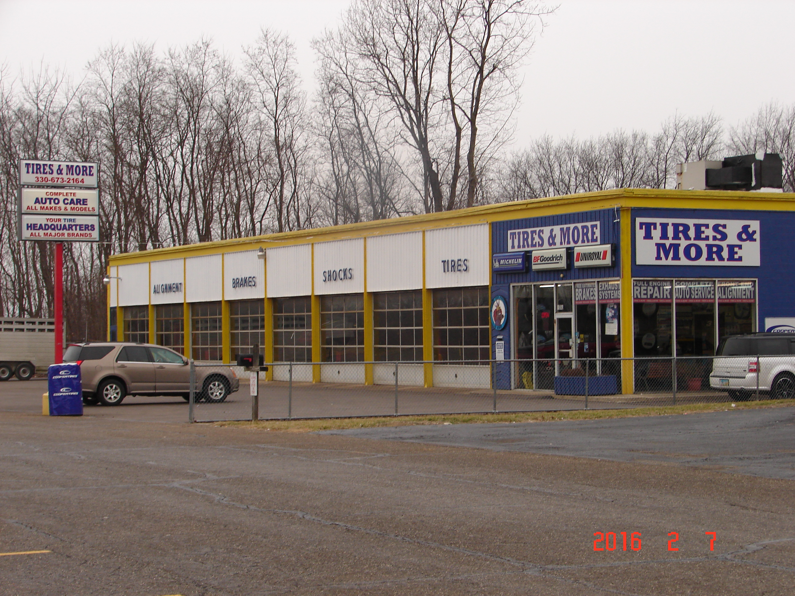 Tires & More, Inc.