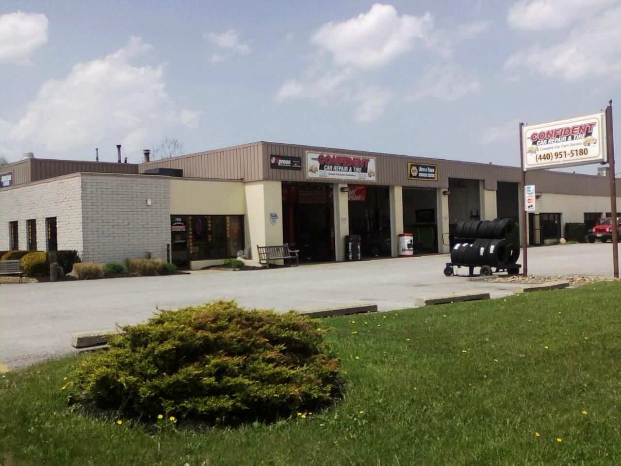 Confident Car Repair & Tire, Inc. Mentor
