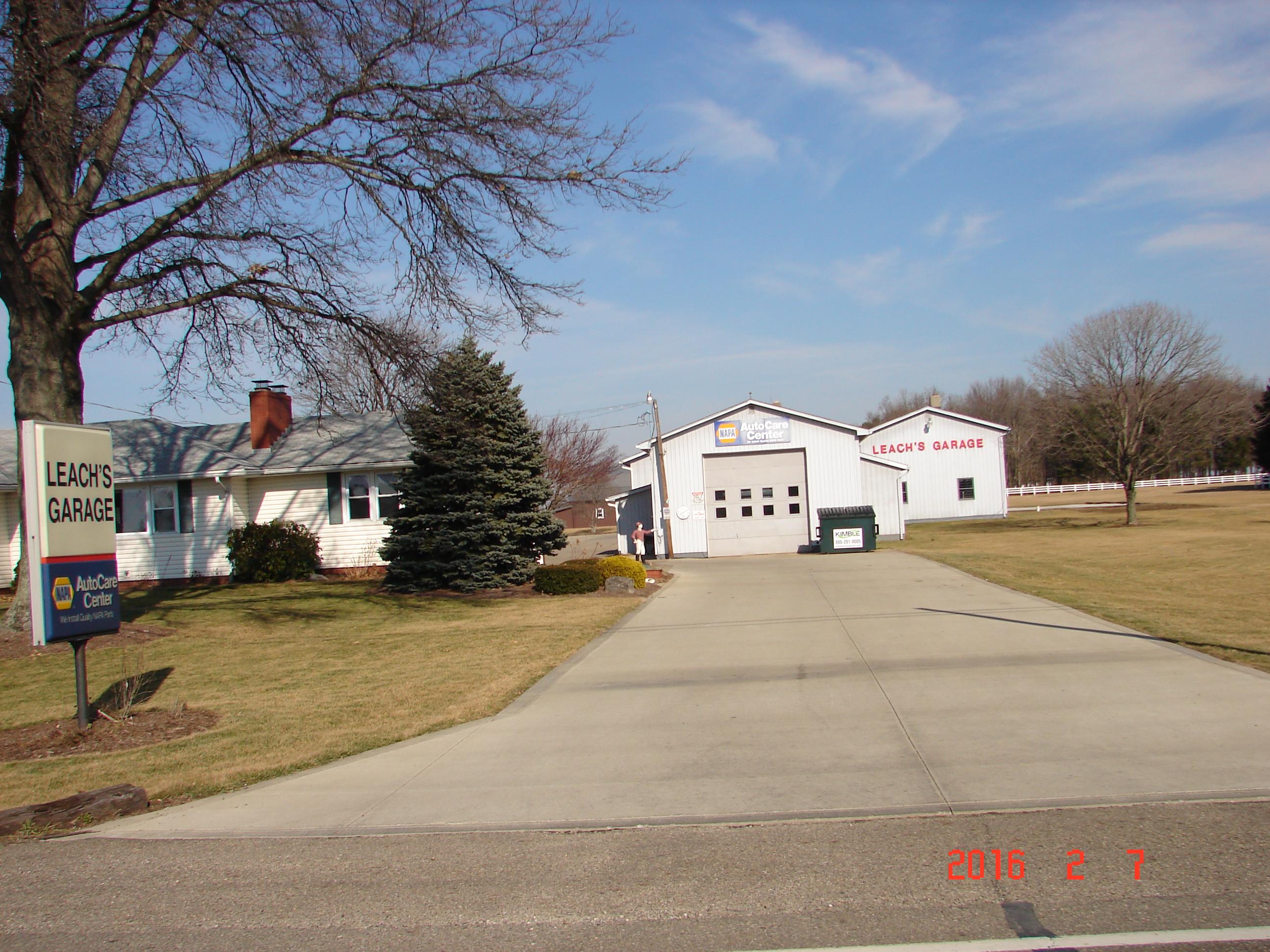 Leach's Garage