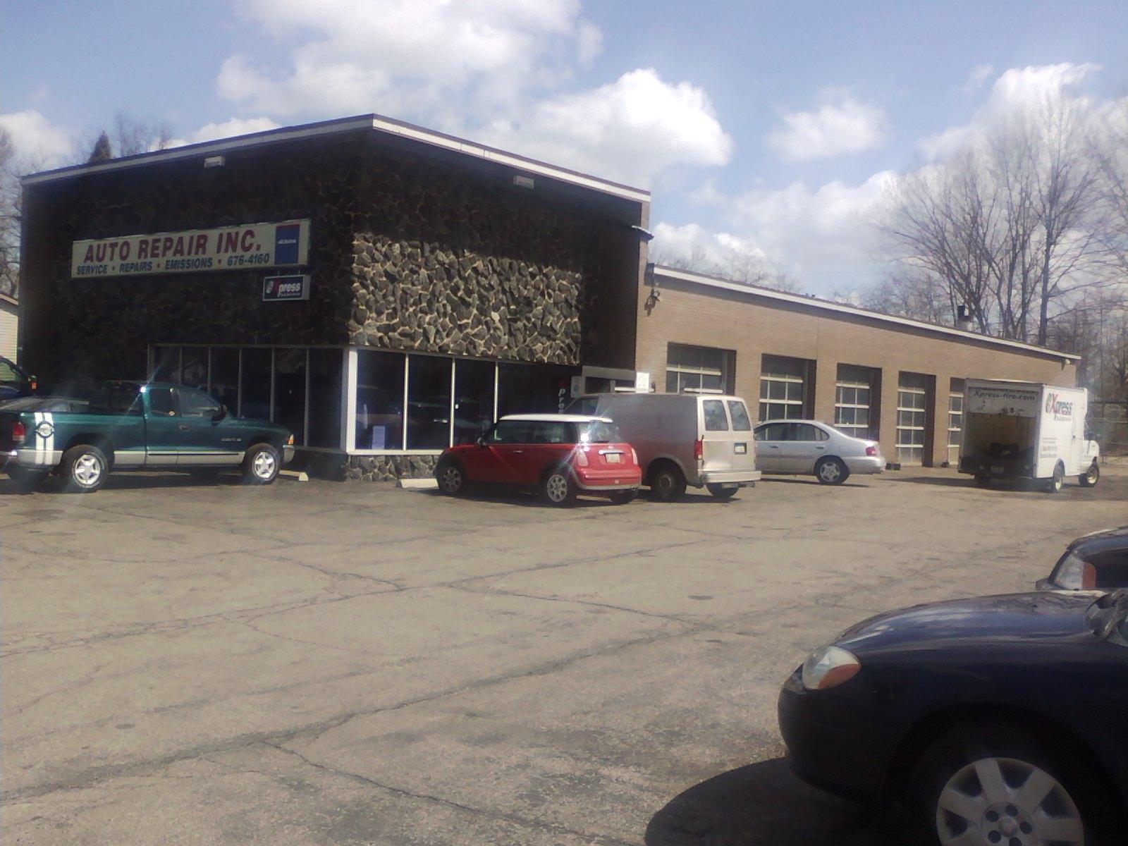 Martys Automotive dba. Auto Repair Inc.