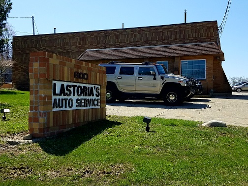 Lastoria's BP Service