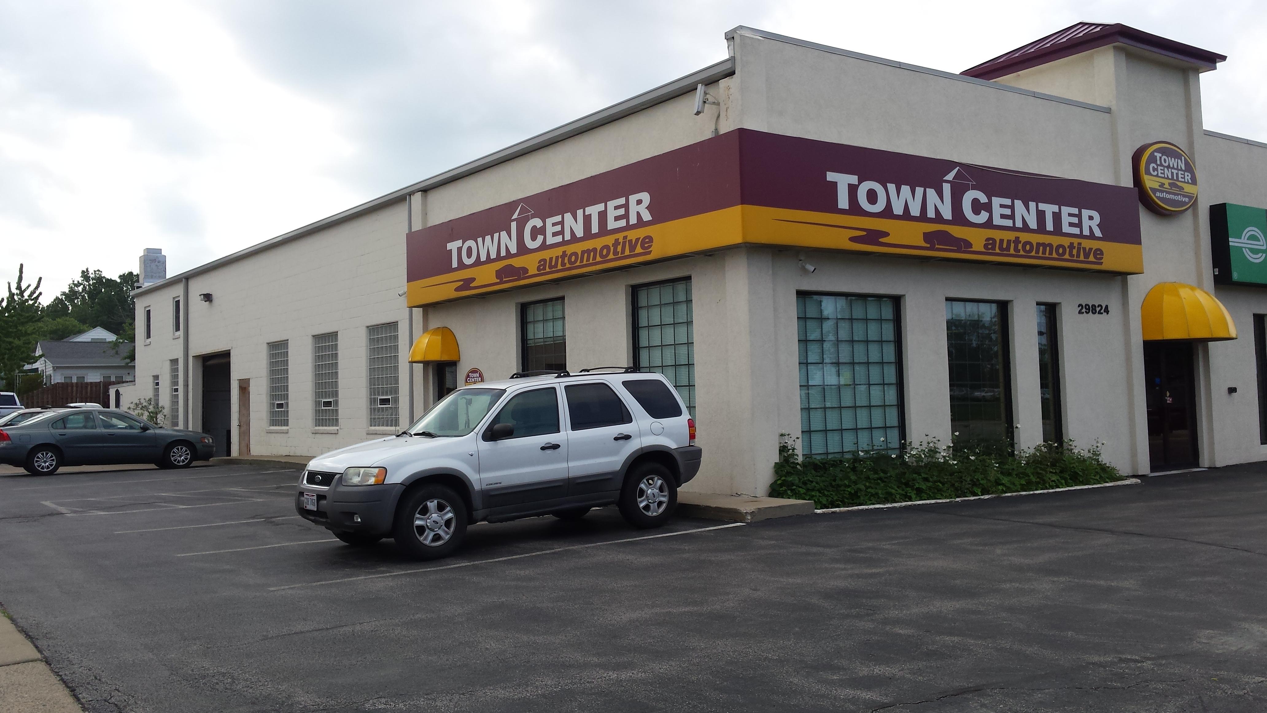 Town Center Auto