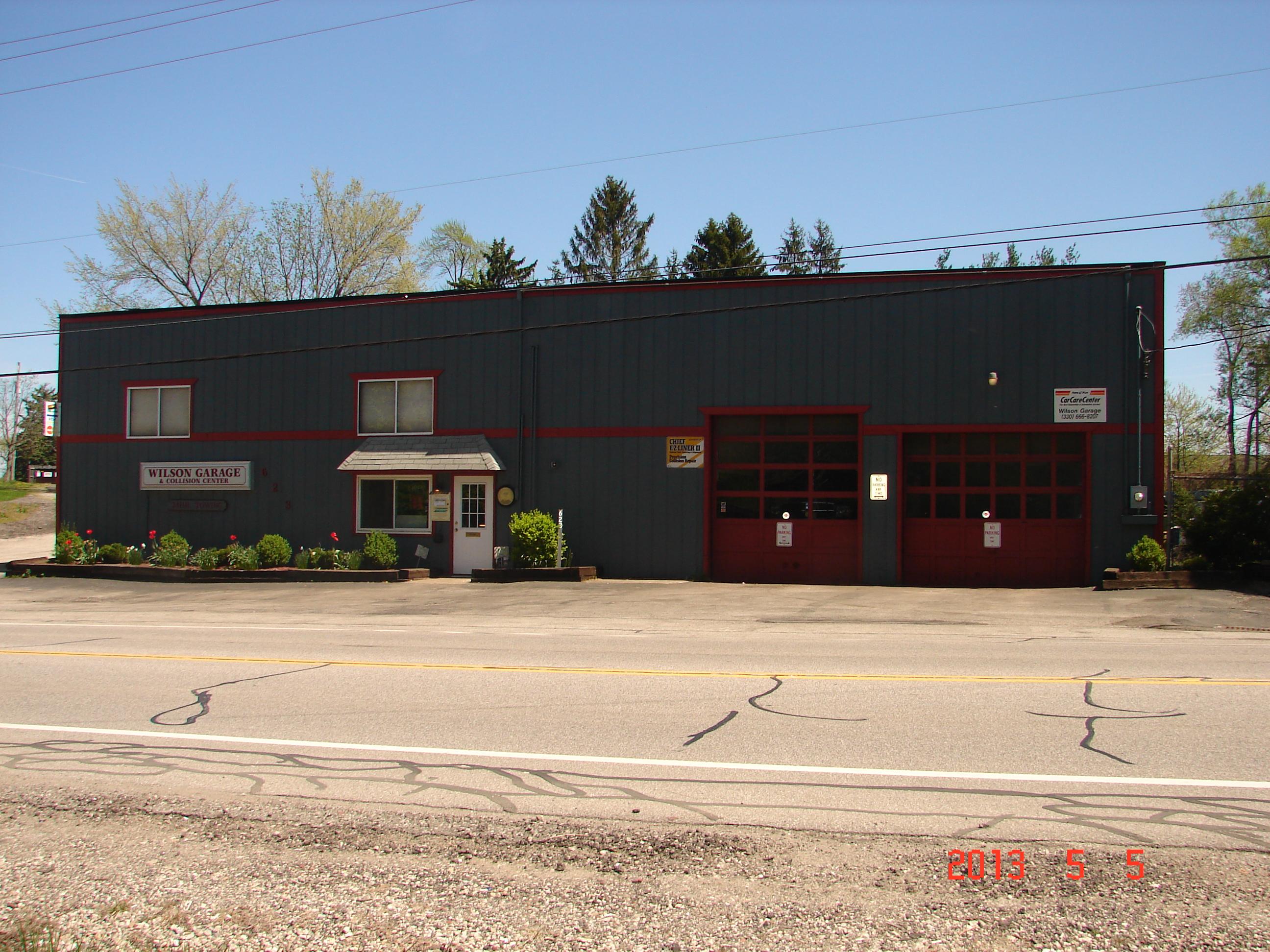 Wilson's Garage & Collision Inc.