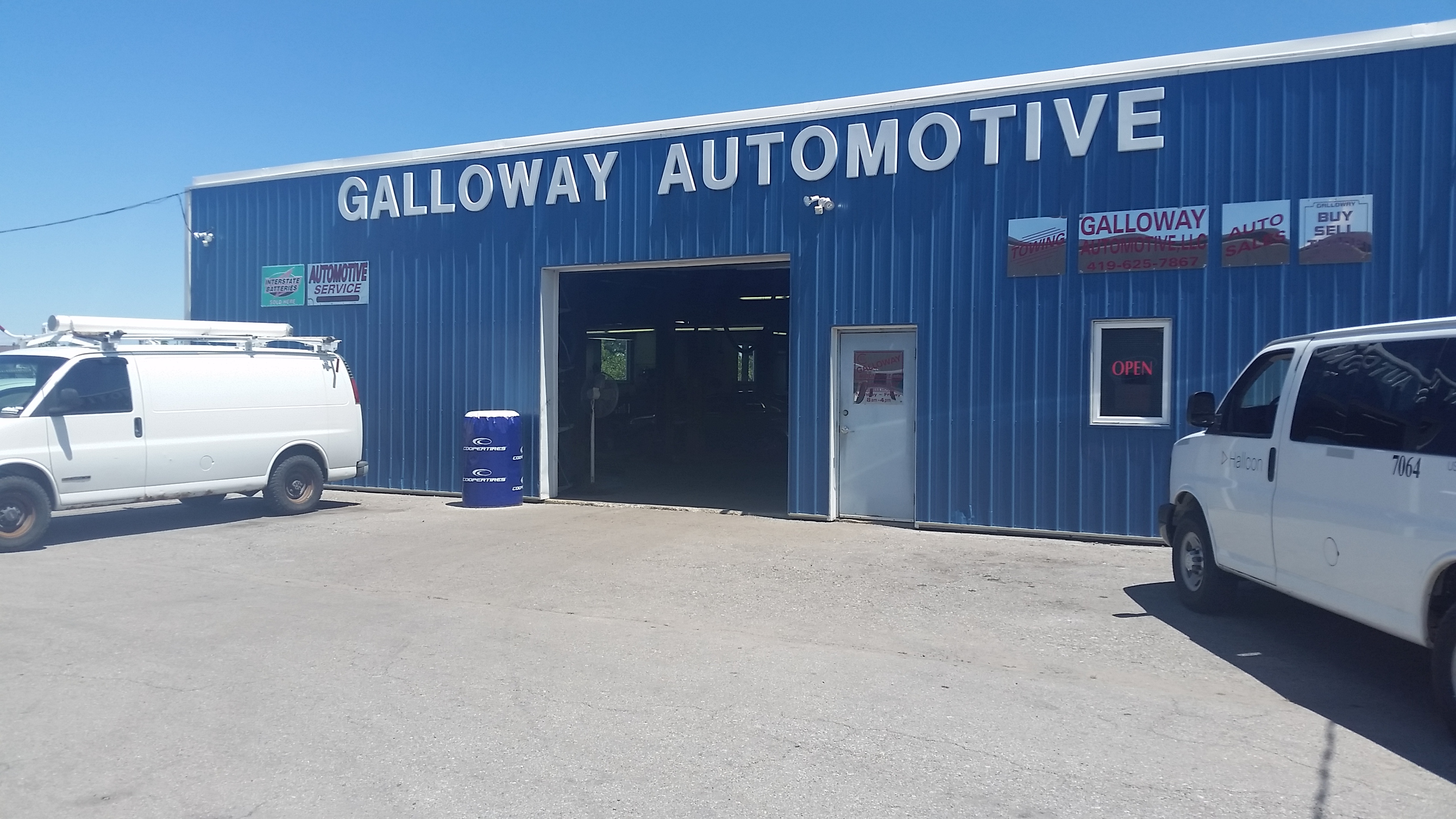 Galloway Automotive LLC
