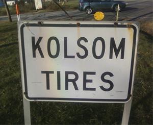 Kolsom Tire