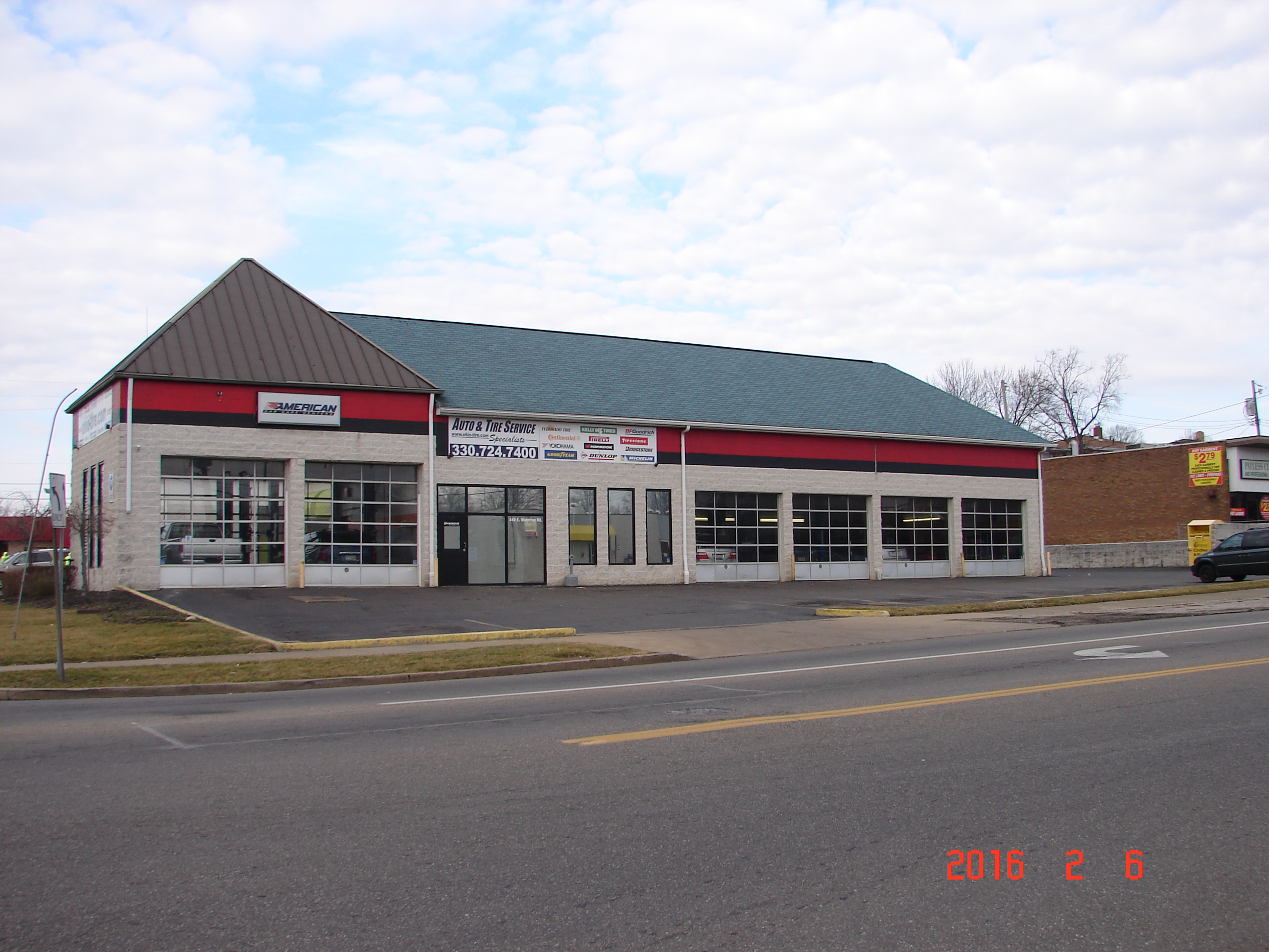 Auto & Tire Service Specialists - Waterloo