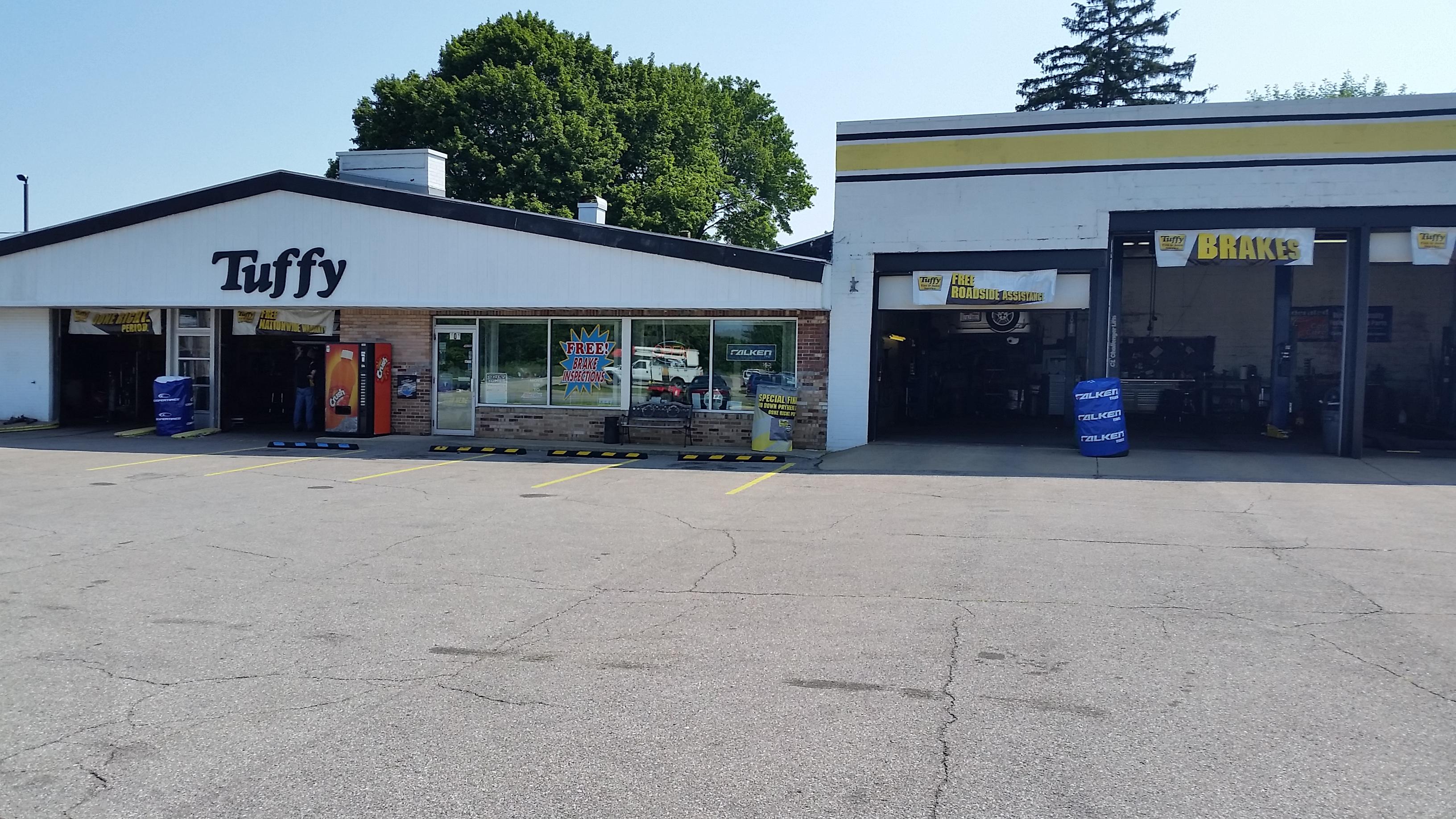 tuffy auto center